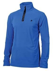 Protest Perfect-Sweat-shirt 1 % 2F4 à zip Homme 2XL bleu