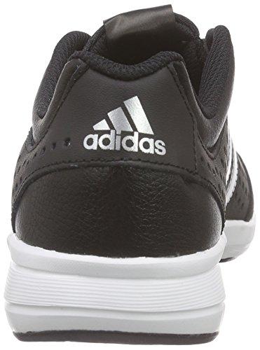 adidas Arianna Iii, Chaussures de Fitness Femme Noir (Core Black/Silver Met./White)