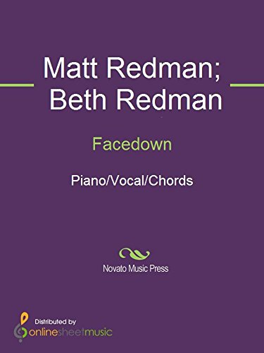 Facedown Ebook Beth Redman Matt Redman Amazon Kindle Store