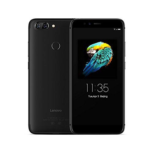 Lenovo S5 K520 Teléfono Inteligente 5.7 Pulgadas FHD +18: 9 4G RAM 64G ROM Boca de Dragón 625 Ocho Nucleos Android 8.0...