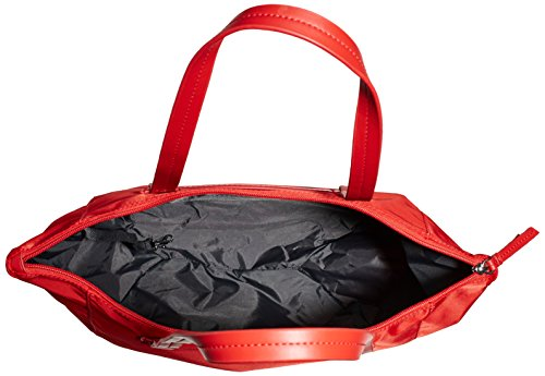 Bree Barcelona Nylon 9 35x16x33 Cm (bxhxt) Rot (rouge 150)