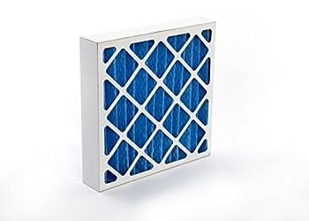 Gvs Filter Technologie G4p.20.20.4. Sua001.005G4Plissee-filter, Blauweiß (5Stück) 0