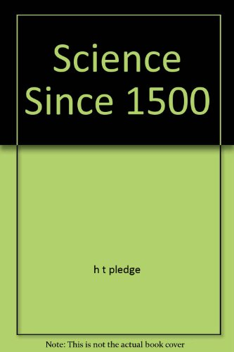 science-since-1500