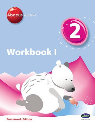 Abacus Evolve Y2/P3  Workbook 1 Pack of 8 Framework: Workbook No. 1 (Abacus Evolve Fwk (2007))