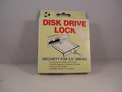 Diskettenschloss DISK DRIVE LOCK für 3 - 2