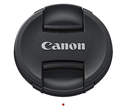 Canon E-77 II - Objektivdeckel (Schwarz, EF24mm F1.4 L USM, EF24mm F1.4L II USM, EF300mm F4L is USM, EF400mm F5.6L USM, EF-S10-22mm.)