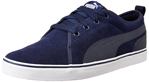61523-01 Größe 43 Blau (Dunkelblau) (Puma Schuhe Größe 9)