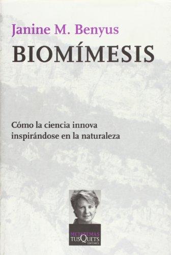 Biomimesis : Innovacionnes inspiradas por la naturaleza