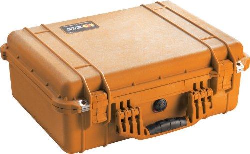 Pelican Kameratasche mit Schaumstoff, Orange -