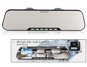 """X888AV 2.7 """"TFT écran Allwinner boîte noire du véhicule DVR avec caméra de recul (Black)"""