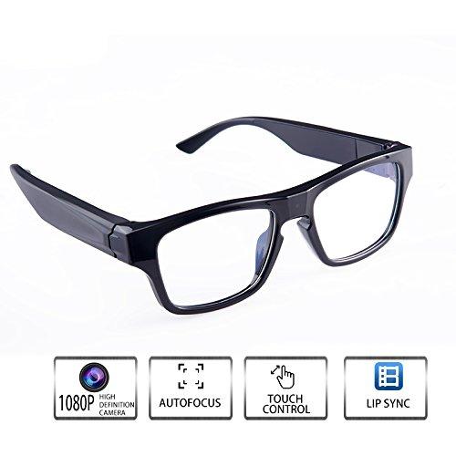 df4b1f21d85 Video Glasses G-5H 2018 Video Camera Glasses HD 1920x1080P