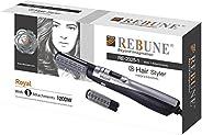 Rebune 2 in 1 Hair Dryer, 1200W, Blue