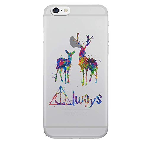 iPhone 6/6s Harry Potter Fankunst Silikonhülle/Gel Hülle für Apple iPhone 6S 6 (4.7