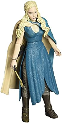 Game of Thrones Toy - Daenerys Targaryen 6 Inch Action Figure - Mother of Dragons