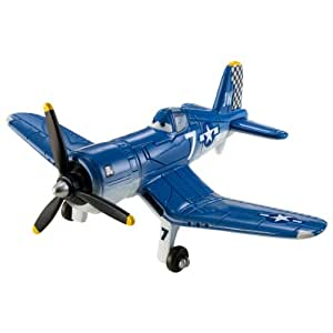 Mattel - Avion Métal Planes Skipper