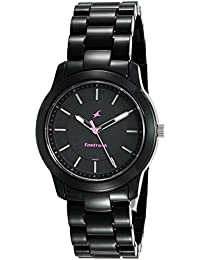 Fastrack Trendies Analog Black Dial Women's Watch NM68006PP01 / NL68006PP01