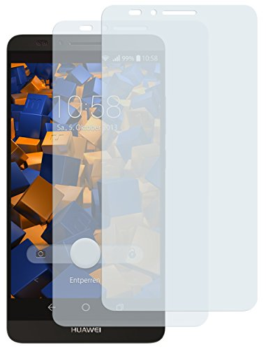 2 x mumbi Displayschutzfolie Huawei Ascend Mate 7 Schutzfolie