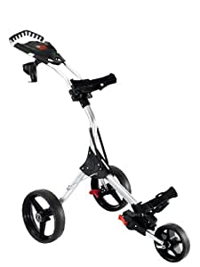 Longridge Eze Glide Bolt Golf Push Trolley