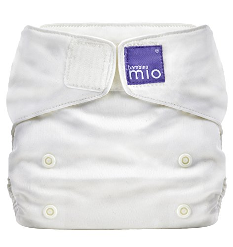 Bambino Mio, Miosolo All-In-One Windel, Onesize, Marshmallow