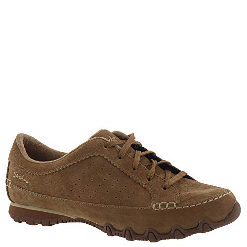 Skechers Relaxed Fit Bikers Contained Womens Oxfords Desert 7 Womens Oxford
