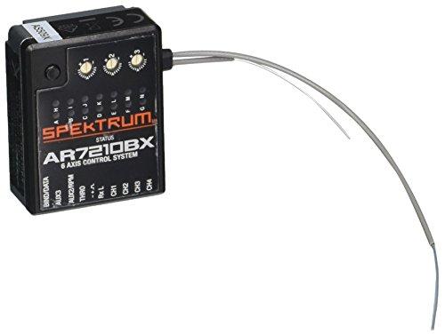 Preisvergleich Produktbild Spektrum SPMAR7210BX 7CH DSMX Empfänger mit Flybarless-System