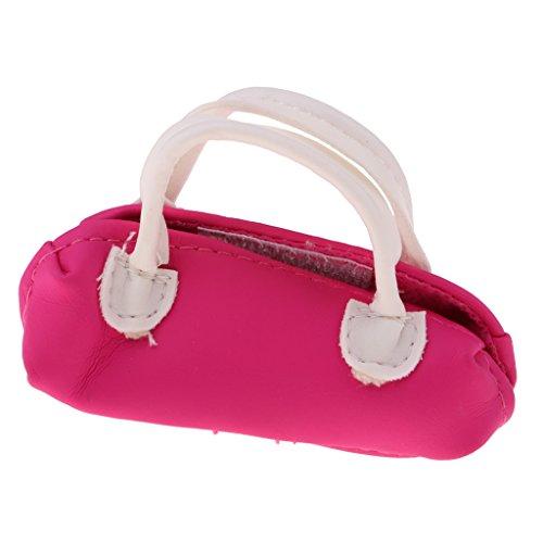 D Dolity Schöne Puppen Umhängetasche Handtasche Für 16