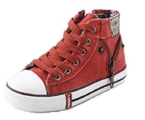 Koo-T , Jungen Sneaker Rot