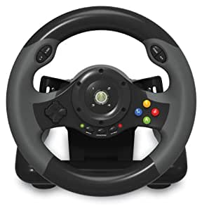 xbox 360 lenkrad racing wheel ex2 games. Black Bedroom Furniture Sets. Home Design Ideas