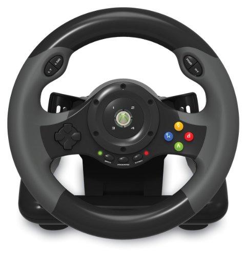 Volant de course + pédales pour Xbox 360 - EX2