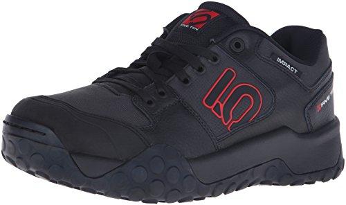 Chaussures Schwarz Impatto Ten Nero Carbonio Five 2016 Basso Di Rq5W8
