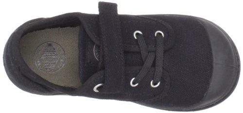Palladium s Pampa , Boots mixte enfant Noir-V.6