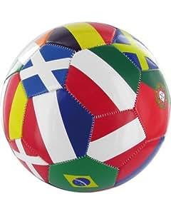 Ballon de Football ''Drapeaux du Monde''
