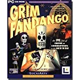 GRIM FANDANGO PC GAME VERSIONE ITALIANA 1997