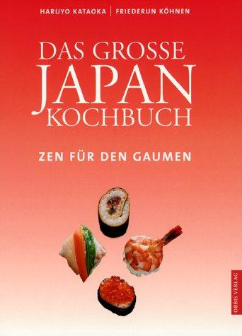 Das Große Japan Kochbuch
