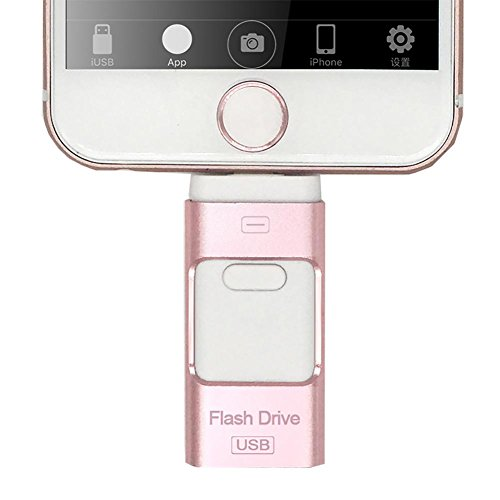 USB-Flash-Laufwerk für Telefon 7 7 Plus 6,6 Plus 5S ipad Metall Pen Drive HD Memory Stick Dual Zweck Mobile Otg 32GB 16GB Pendrive , (Großhandel Supplies Plus)