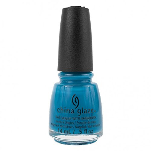 China Glaze Nail Lacquer with Hardner - Collection 2015 Road Trip - License und Registration Pls, 1er Pack (1 x 14 ml) -