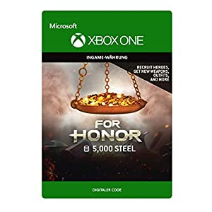 For Honor Currency pack 5000 Steel credits | Xbox One – Download Code