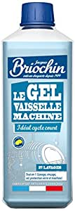 Jacques Briochin Gel Vaisselle Machine 750 ml - Lot de 2