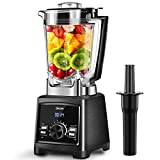 Blender Decen Smoothie Blender 2000W 35000RPM Blender Professionnel, Mixeur...