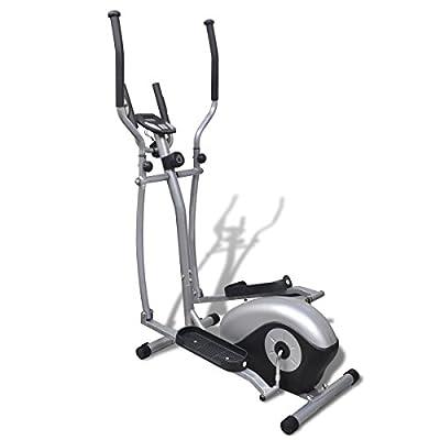 Heimtrainer Ergometer Crosstrainer Fitness Stepper Walking Ellipsentrainer Trainer Plusmesser