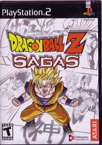 Dragon Ball Z Sagas PS2