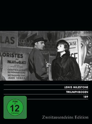 Triumphbogen. Zweitausendeins Edition Film 189