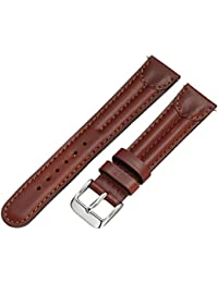Voguestrap TX74318HN Allstrap 18mm Leather-Synthetic Multi Watch Strap