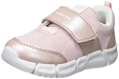 Geox Baby Mädchen B Flexyper Girl a Sneaker, Pink (Lt Rose C8172), 22 EU