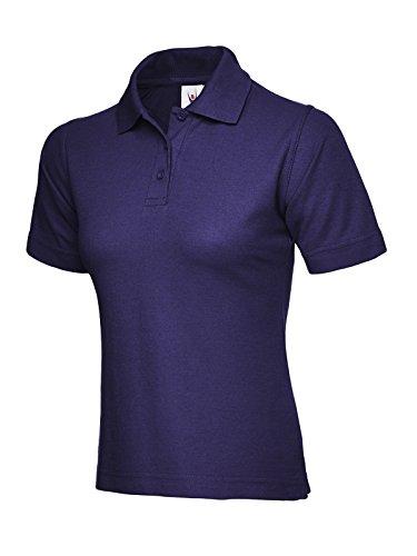 Uneek clothingDamen  Polo ShirtPoloshirt Violett - Violett