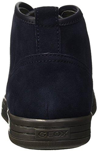 Geox Uomo Ricky C, Sneakers Hautes Homme Blau (NAVYC4002)