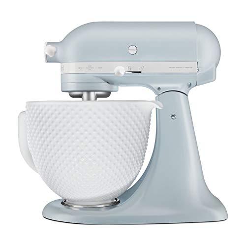 KitchenAid Artisan 5KSM180RC Robot de cuisine 4,8 L Bleu 300 W