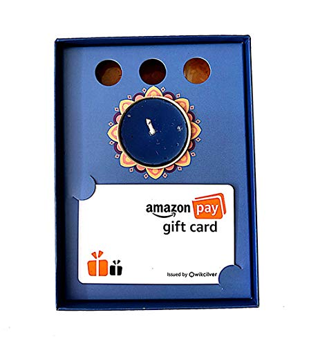 Diya box blue