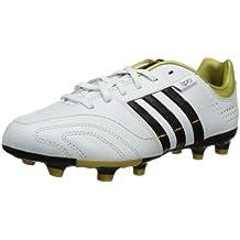 adidas 11Nova TRX FG - Zapatos de fútbol de cuero niño