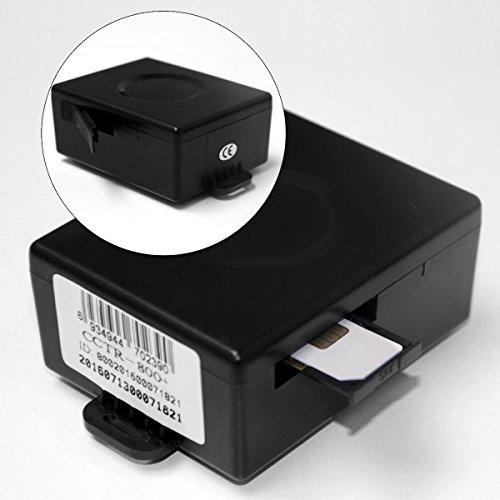 Tronje TR60 kabelloser GPS Tracker GSM Auto Locator Ortungsgerät 60 Tage Akku Wasserdichte Magnetbefestigung Live-Tracking kostenlose App